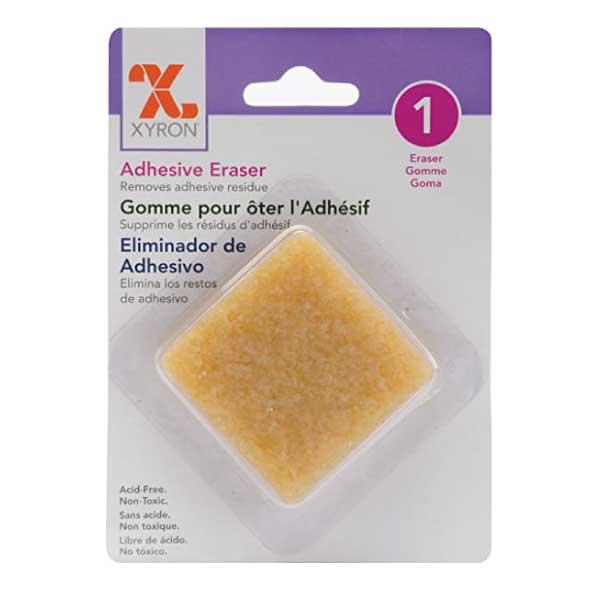 【ザイロン/Xyron】接着剤汚れ消し-Adhesive Eraser