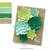コンコード&ナインス  Fresh Cut Florals Edition 3