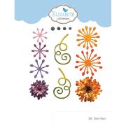 エリザベスクラフトデザイン Stamen Flowers