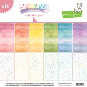 ローンフォーン 12インチコレクションパック [watercolor wishes rainbow]