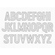 マイフェイバリットシングス In Stitches Alphabet
