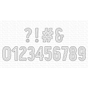 マイフェイバリットシングス In Stitches Numbers