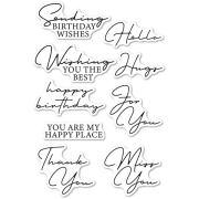 メモリーボックス Signature Greetings