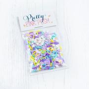 プリティピンクポッシュ Daydream Clay Confetti