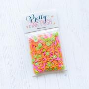 プリティピンクポッシュ Kiwi Melon Clay Confetti