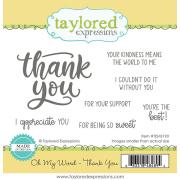 テイラードエクスプレッション Oh My Word - Thank You