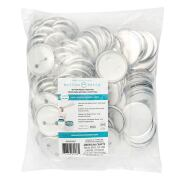 WRMK ボタンプレスリフィル - Refill Pack(100Pins) - Large(2.25インチ)(58mm)