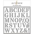 アルテニュー The Alphabet